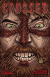 Cover for Crossed (Avatar Press, 2008 series) #8 [Face of Evil]