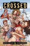 Cover for Crossed Family Values (Avatar Press, 2010 series) #1 [Auxiliary Cover - Matt Martin]