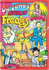 Cover for Dr. Zomb's House of Freaks (Starhead Comix, 1993 series)