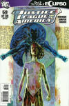 Cover Thumbnail for Justice League of America (2006 series) #59 [David Mack Incentive Variant Cover]