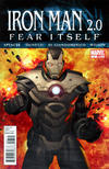 Cover for Iron Man 2.0 (Marvel, 2011 series) #7