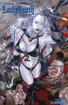 Cover for Brian Pulido's Lady Death: Pirate Queen (Avatar Press, 2007 series)  [Lethal Lady]