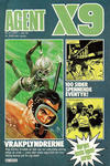 Cover for Agent X9 (Semic, 1976 series) #3/1977