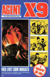 Cover for Agent X9 (Nordisk Forlag, 1974 series) #1/1974