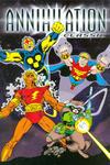 Cover for Annihilation Classic (Marvel, 2008 series) #[nn]