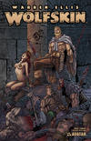 Cover Thumbnail for Warren Ellis' Wolfskin Annual (2008 series) #1 [Barbaric]