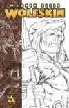 Cover Thumbnail for Warren Ellis' Wolfskin Annual (2008 series) #1 [Design Sketch]