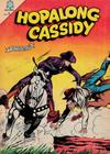 Cover for Hopalong Cassidy (Editorial Novaro, 1952 series) #116
