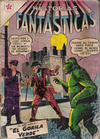 Cover for Historias Fantásticas (Editorial Novaro, 1958 series) #9