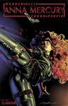 Cover Thumbnail for Anna Mercury (2008 series) #1 [Canvas Felipe Massafera]