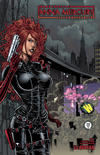 Cover Thumbnail for Anna Mercury (2008 series) #1 [Wizardworld Chicago]