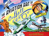 Cover for The Aviation Art of Russell Keaton [SC] (Kitchen Sink Press, 1995 series) #[nn]