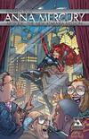Cover Thumbnail for Warren Ellis' Anna Mercury Artbook: The New Ataraxia Mission (2009 series)  [Regular]