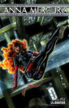 Cover Thumbnail for Warren Ellis' Anna Mercury Artbook: The New Ataraxia Mission (2009 series)  [FX]