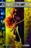 Cover Thumbnail for Warren Ellis' Anna Mercury Artbook: The New Ataraxia Mission (2009 series)  [Painted]