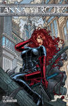 Cover Thumbnail for Warren Ellis' Anna Mercury Artbook: The New Ataraxia Mission (2009 series)  [Ryp]