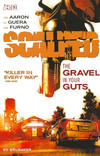 Cover for Scalped (DC, 2007 series) #4 - The Gravel in Your Guts