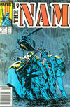 Cover for The 'Nam (Marvel, 1986 series) #6 [Newsstand]