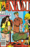 Cover Thumbnail for The 'Nam (1986 series) #15 [Newsstand Edition]