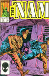 Cover for The 'Nam (Marvel, 1986 series) #10 [Direct Edition]