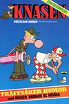 Cover for Knasen - gratisexemplar (Semic, 1985 series) #1989