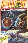 Cover for Pilot (Semic, 1970 series) #10/1978