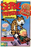 "Cover for Serie-paraden ""gratisexemplar"" (Semic, 1989 series) #[1990]"
