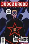 Cover for Judge Dredd the Megazine (Fleetway Publications, 1990 series) #8