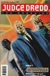 Cover for Judge Dredd the Megazine (Fleetway Publications, 1990 series) #9