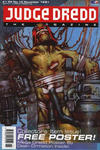 Cover for Judge Dredd the Megazine (Fleetway Publications, 1990 series) #14