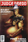Cover for Judge Dredd the Megazine (Fleetway Publications, 1990 series) #15