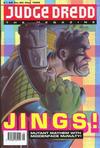 Cover for Judge Dredd the Megazine (Fleetway Publications, 1990 series) #20