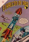 Cover for El Halcón de Oro (Editorial Novaro, 1958 series) #4