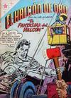 Cover for El Halcón de Oro (Editorial Novaro, 1958 series) #8