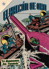 Cover for El Halcón de Oro (Editorial Novaro, 1958 series) #9