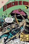 Cover for El Halcón de Oro (Editorial Novaro, 1958 series) #11