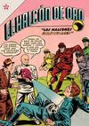 Cover for El Halcón de Oro (Editorial Novaro, 1958 series) #12