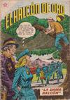 Cover for El Halcón de Oro (Editorial Novaro, 1958 series) #14
