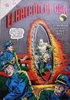 Cover for El Halcón de Oro (Editorial Novaro, 1958 series) #15