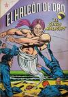 Cover for El Halcón de Oro (Editorial Novaro, 1958 series) #16