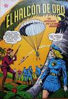Cover for El Halcón de Oro (Editorial Novaro, 1958 series) #21