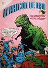 Cover for El Halcón de Oro (Editorial Novaro, 1958 series) #24