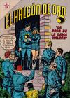 Cover for El Halcón de Oro (Editorial Novaro, 1958 series) #36