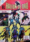 Cover for El Halcón de Oro (Editorial Novaro, 1958 series) #87