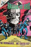 Cover for El Halcón de Oro (Editorial Novaro, 1958 series) #131
