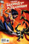 Cover for Wonder Woman (DC, 2006 series) #613
