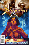 Cover for Xombi (DC, 2011 series) #5