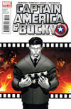 Cover for Captain America and Bucky (Marvel, 2011 series) #620