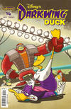 Cover for Darkwing Duck (Boom! Studios, 2010 series) #14 [Cover B]