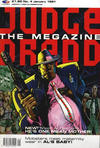 Cover for Judge Dredd the Megazine (Fleetway Publications, 1990 series) #4